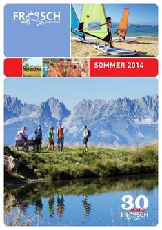 Sommersportreisen 2014