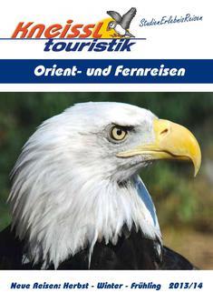 Orient- und Fernreisen 2013/2014
