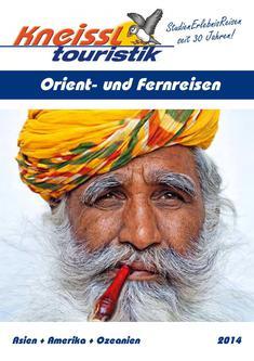 Orient- und Fernreisen 2014