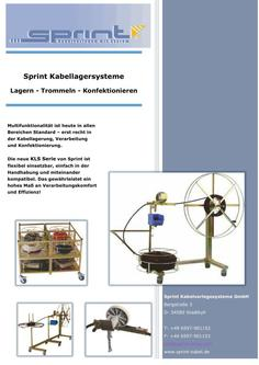 Kabellagersysteme 2014