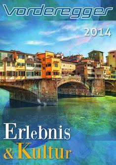 Studien- und Erlebnisreisen mit Bus, Flug oder Schiff 2014