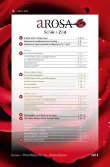Preise und Informationen 2014