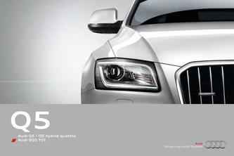 Audi Q5  | Q5 hybrid quattro 2014
