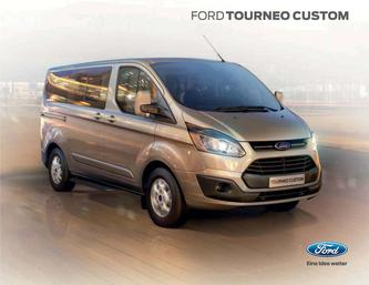 Der neue Ford Tourneo Custom 2014