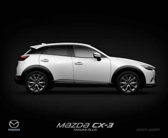 Mazda CX-3 Takumi Plus 2019