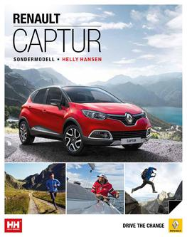 Renault Captur Helly Hansen 2015