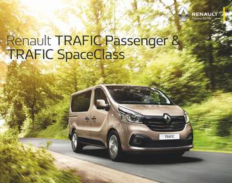 TRAFIC Passenger & TRAFIC SpaceClass Sep 2017