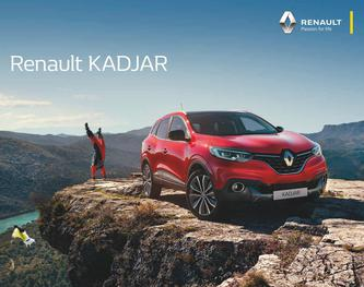 Renault KADJAR April 2018