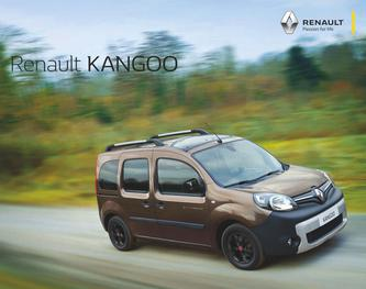 Renault KANGOO August 2017