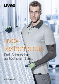 uvex textreme cut 2015