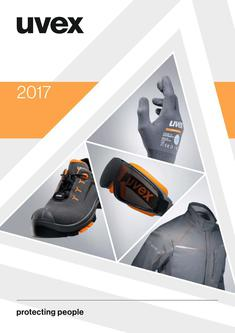uvex safety Hauptkatalog 2017
