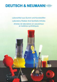 DEUTSCH NEUMANN Laborkatalog 2015