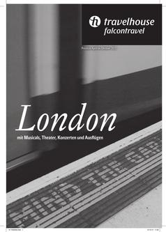 London Preisliste Apr. 2015 bis Okt. 2015