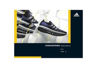 Adidas Shoes and others Q1 2015