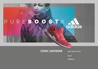 Adidas Shoes and Others Q3 2016