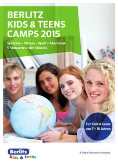 Kids & Teens Camps 2015