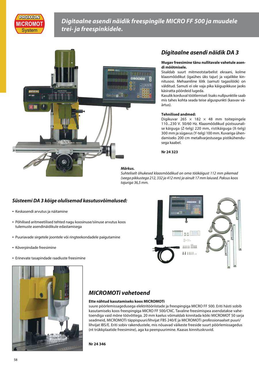 Seite 59 von Micromot 2013 (Estnisch)