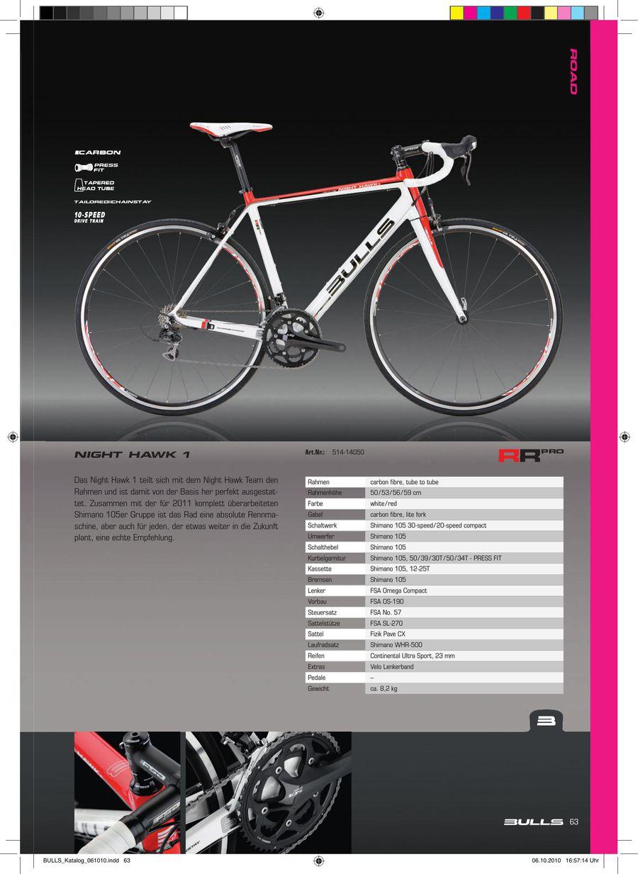 Seite 61 von Bikes 2011