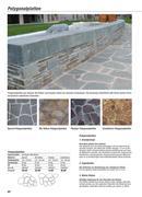 polygonalplatten in gartenbaustoffe 2015 von toom baumarkt