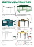 pavillon seitenteile in baumarktkatalog fr hling und sommer 2015 von toom baumarkt. Black Bedroom Furniture Sets. Home Design Ideas