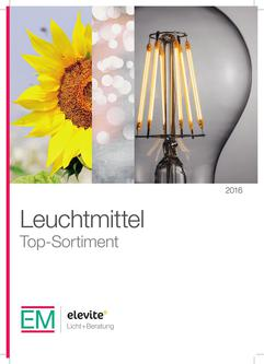 Leuchtmittel: Top-Sortiment 2016