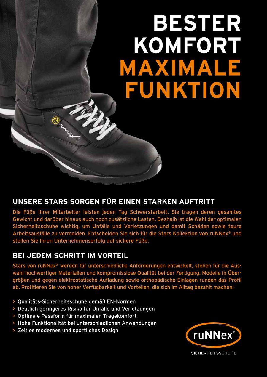 ruNNex® Katalog 20182019 von BIG Arbeitsschutz