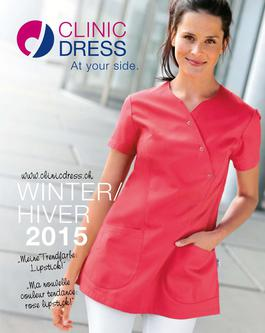 Clinic Dress Winter 2015