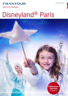 Disneyland® Paris 24.3.2016–28.3.2017