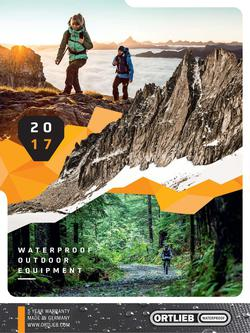 Waterproof Outdoor Equipment 2017 (Deutschland)