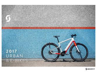 Scott Urban/ E-Bike 2017
