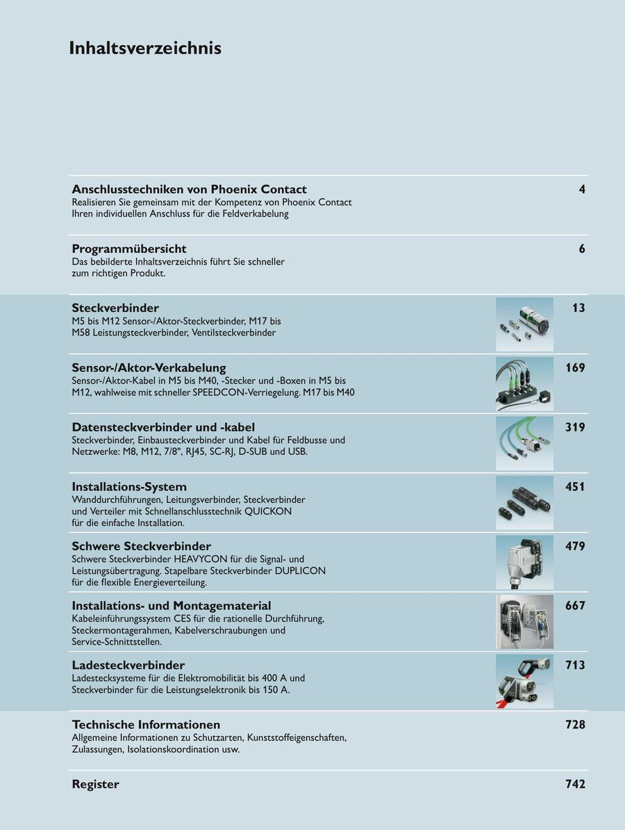 M12 Sensor-//Aktor-Steckverbinder PHOENIX CONTACT 1681101 SACC-M12MR-4CON-PG7-M