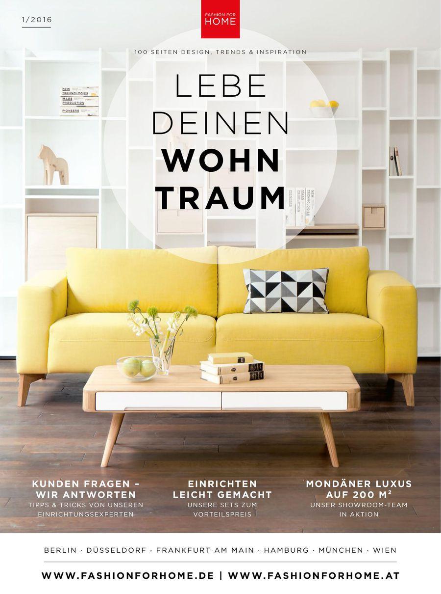 Möbel Frühlingsommer 2016 Von Fashion For Home