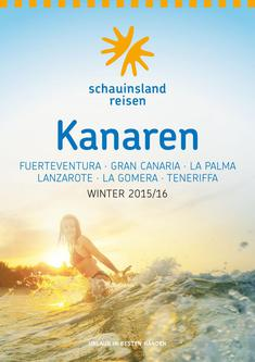 Kanaren Winter 2015/2016