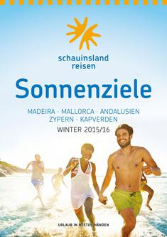 Sonnenziele Winter 2015/2016