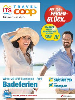 Badeferien Winter 2015/16