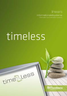 Informationsleitsysteme timeless 2014