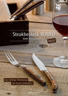 RODEO Steakbesteck 2018