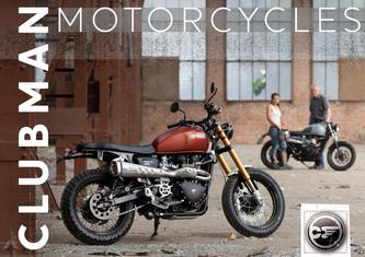 Clubman Motorcycles 2014
