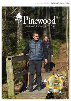 Pinewood Outdoor Herbst/Winter 2016-2017