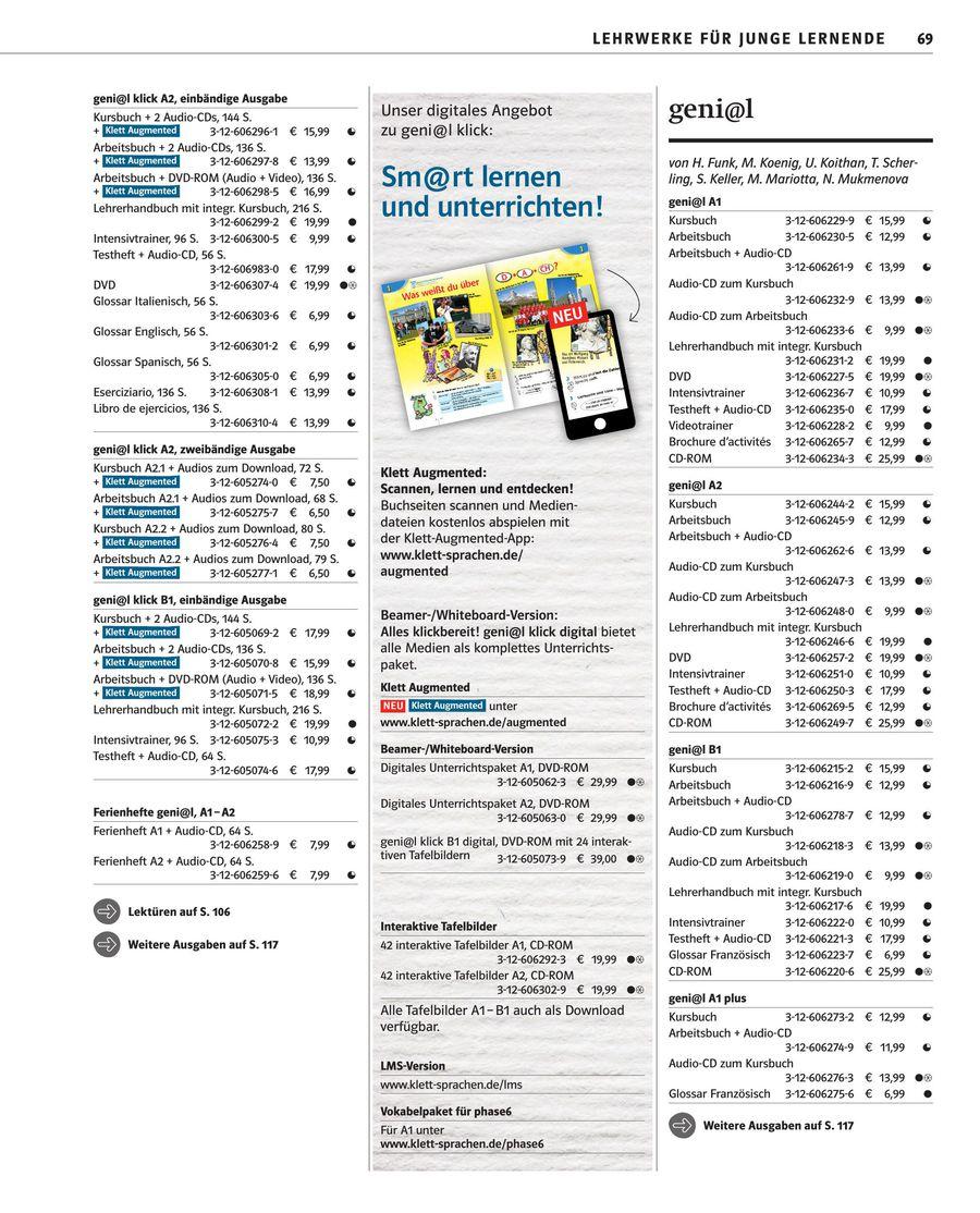 genial klick a1 arbeitsbuch pdf