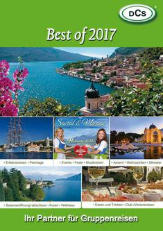 Gruppenreisen Best of 2017