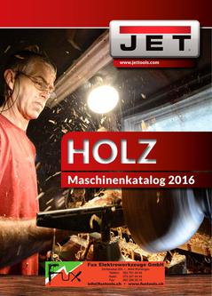 JET Holzbearbeitung 2016/2017