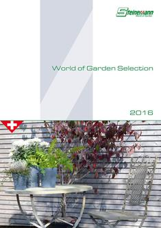 World of Garden Selection 2016