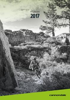 Cannondale Mountainbikes 2017