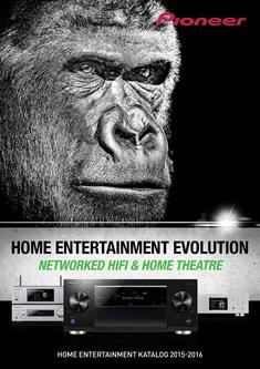 Home Entertainment 2015
