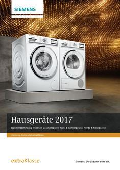 Endkundenprospekt Extraklasse 2017