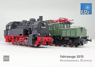 ESU Neuheiten Engineering Edition 2015