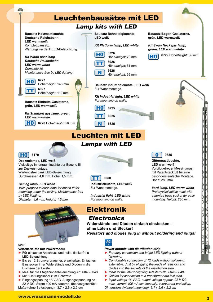 Lampen & Laternen LED Taschenlampe von Deutsche Plasser Camping & Outdoor