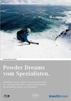 Powder Dreams November 2013 bis Juni 2014