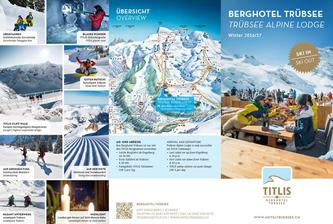 Berghotel Trübsee Winter 2016/17
